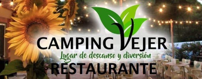 Restaurante Camping Vejer